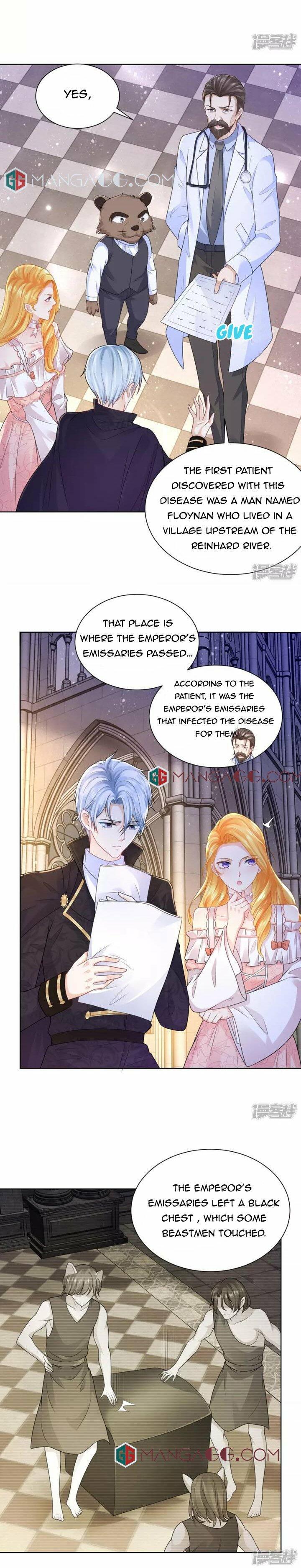 I Just Want To Be A Useless Duke's Daughter Chapter 133 page 6 - Mangakakalots.com