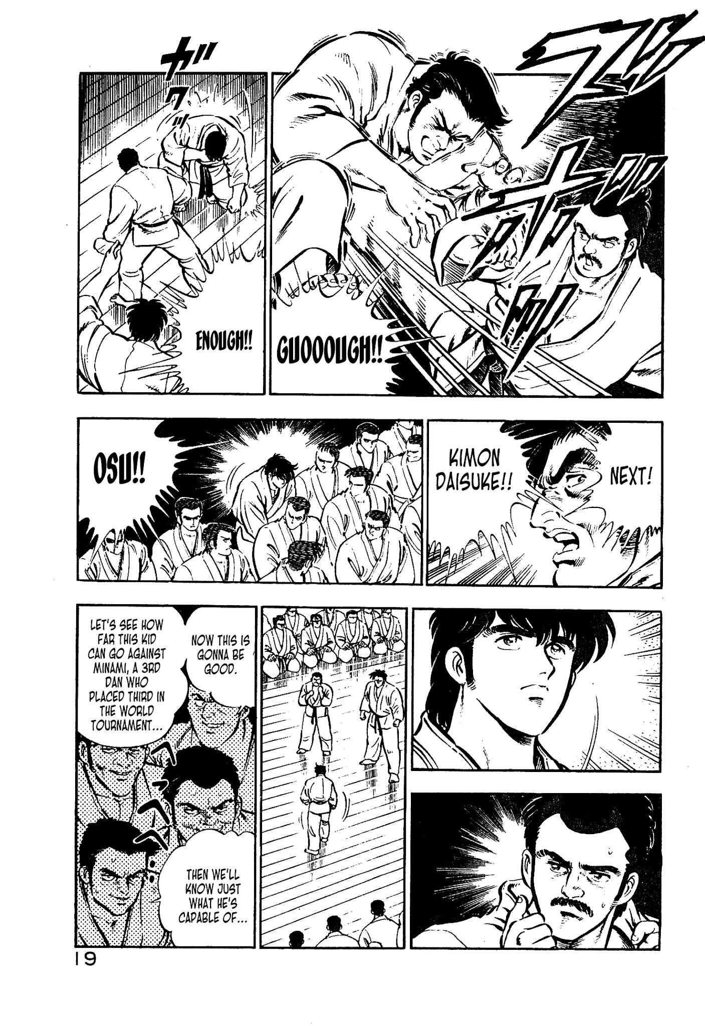 Karate Apocalypse Chapter 7: The Hand Of Evil page 19 - Mangakakalots.com