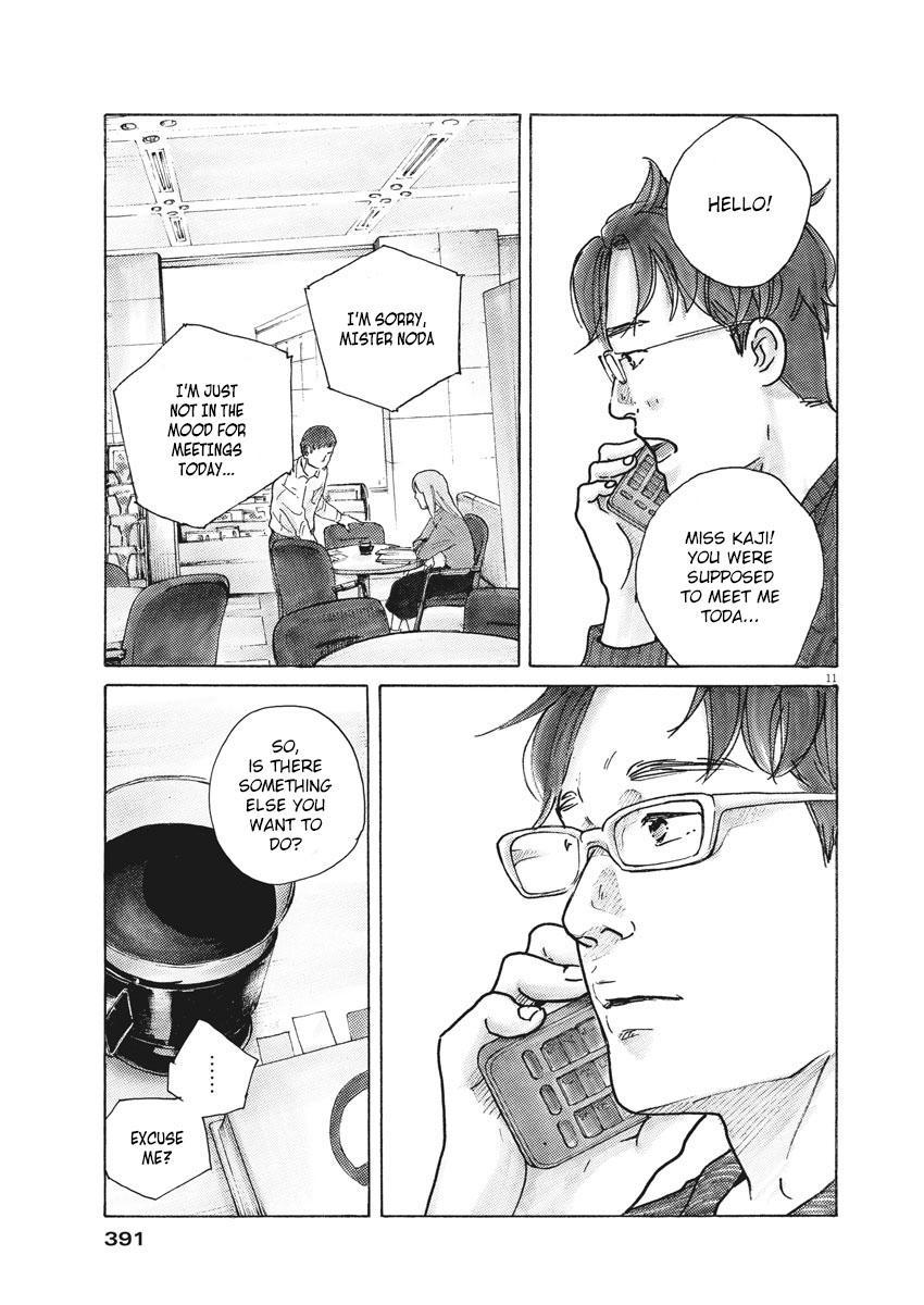 Saturn Return Chapter 9 page 12 - Mangakakalot