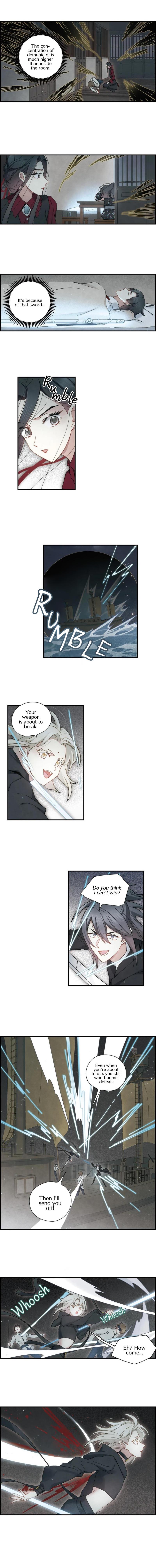 Mejaz - Regulus In The World Chapter 34.2: Demonic Influence page 4 - Mangakakalots.com