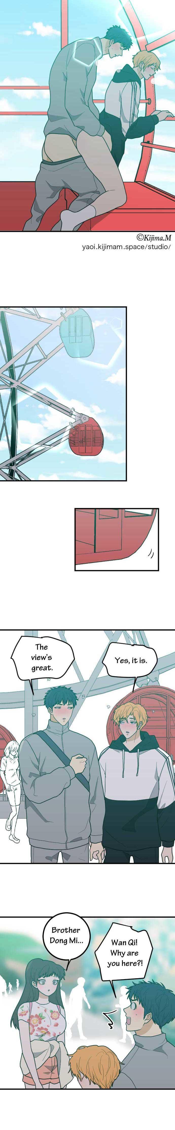 Roomxmate Chapter 51 page 12 - Mangakakalots.com