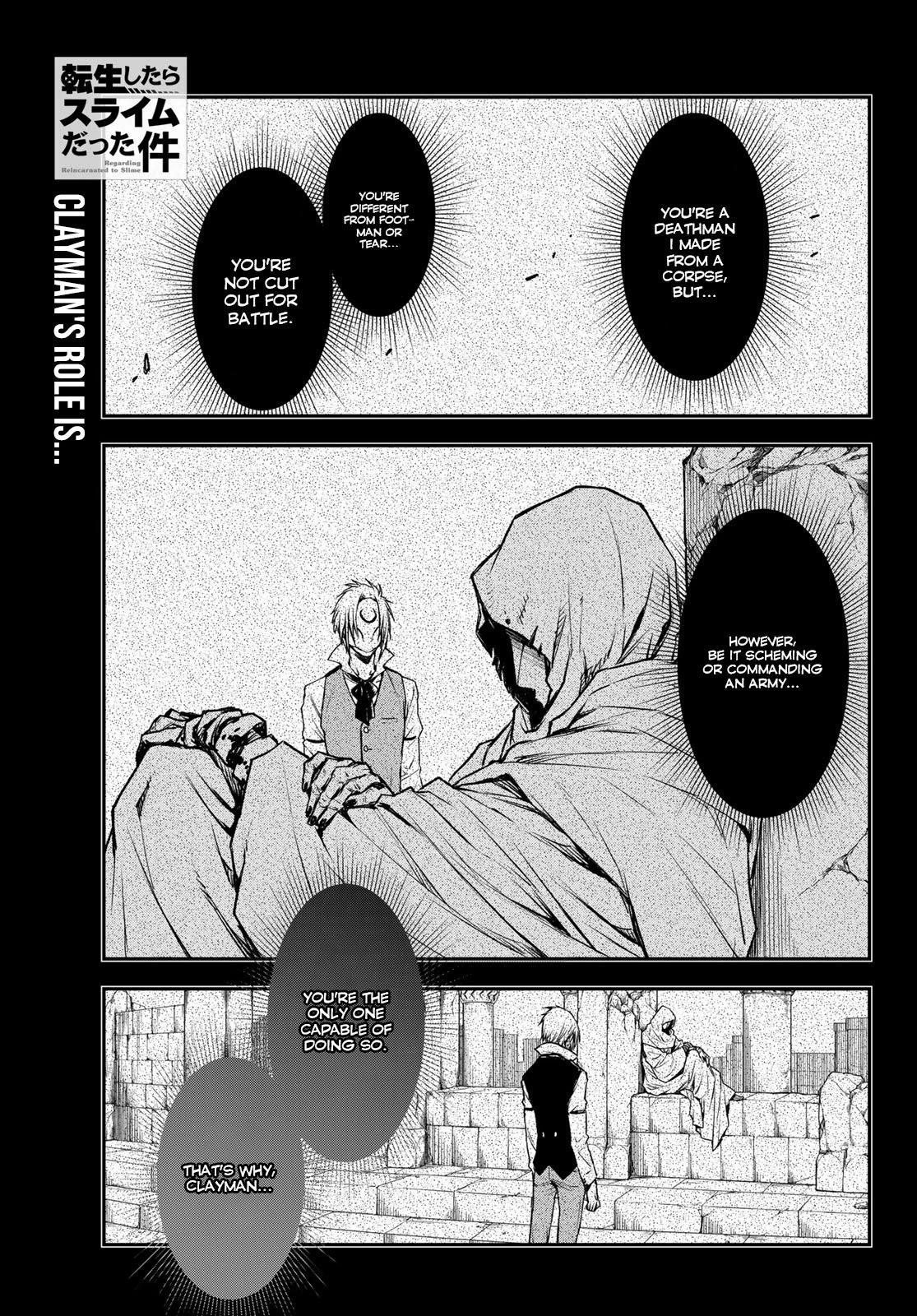 Tensei Shitara Slime Datta Ken Chapter 85 page 1 - Mangakakalots.com