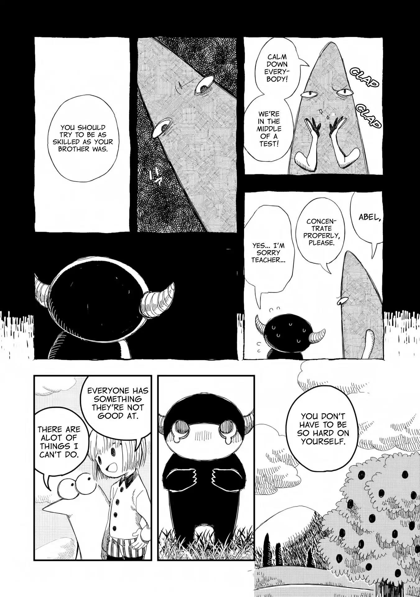 Rojica To Rakkasei Chapter 10: The Sorcerer Abel page 10 - Mangakakalots.com