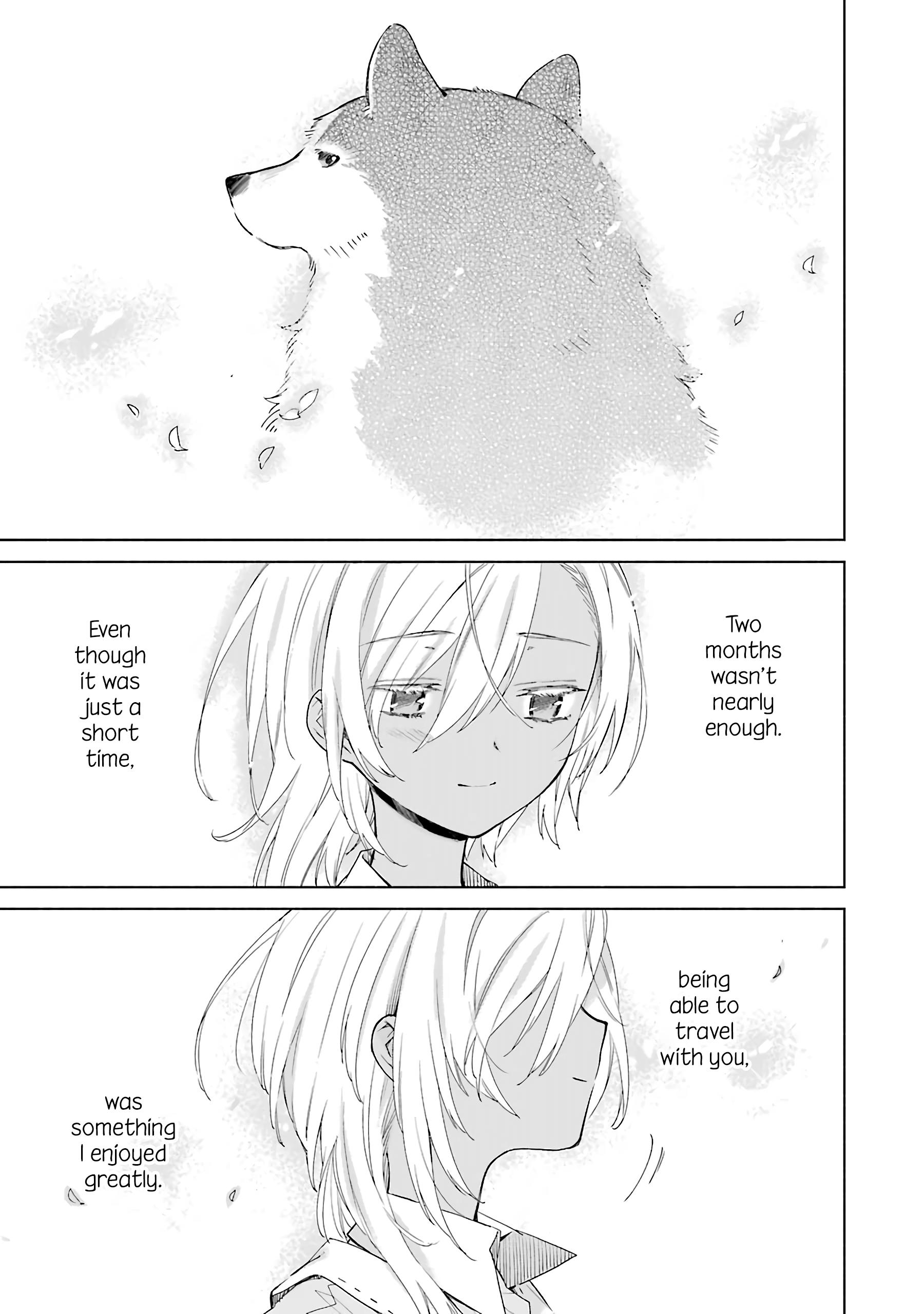 Our Lives After The Apocalypse Vol.3 Chapter 17: Final Chapter: A Journey, A Meal, And The End Of The World ~Our Lives After The Apocalypse~ page 19 - Mangakakalots.com