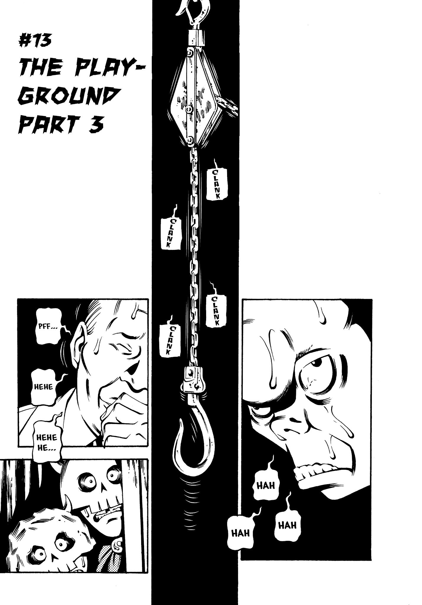 Deathco Chapter 13: The Playground (3) page 11 - Mangakakalots.com