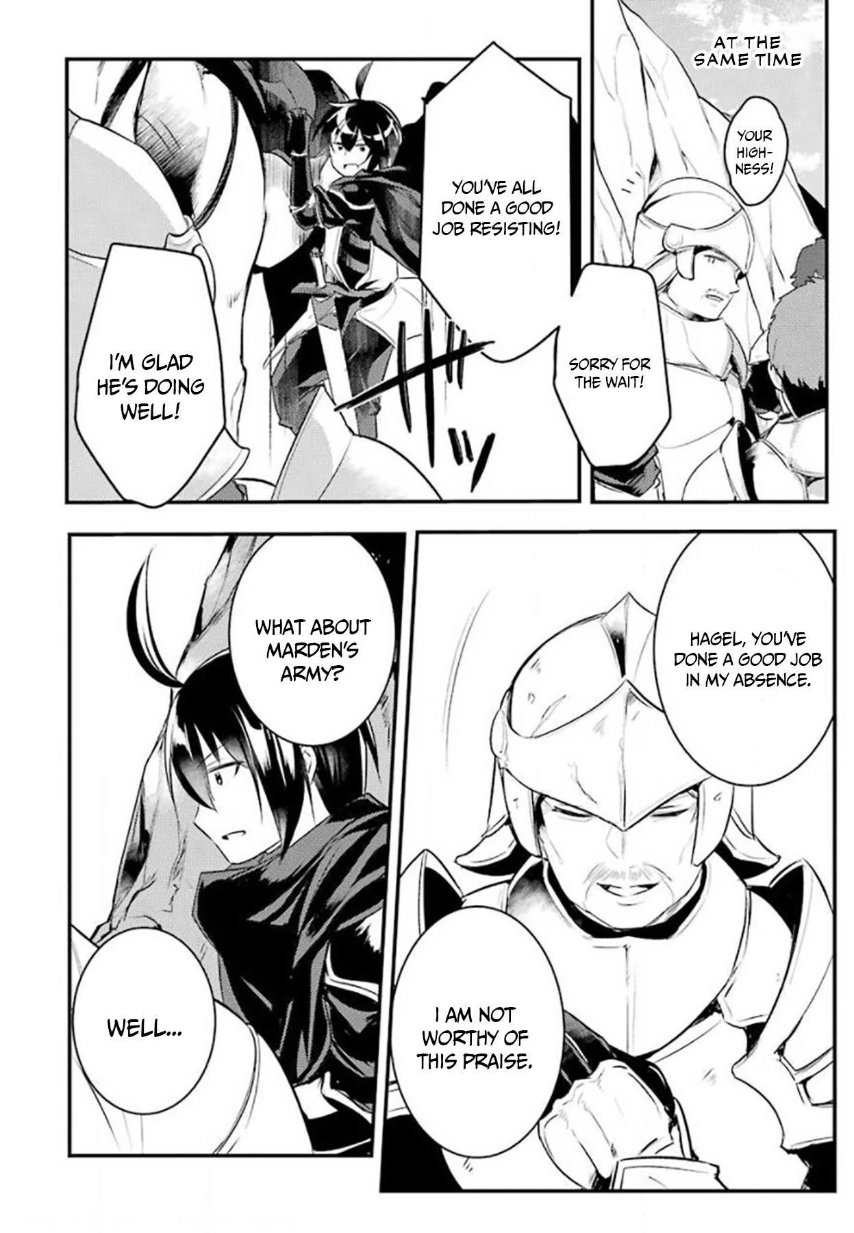 Prince Of Genius Rise Worst Kingdom ~Yes, Treason It Will Do~ Chapter 26 page 11 - Mangakakalots.com