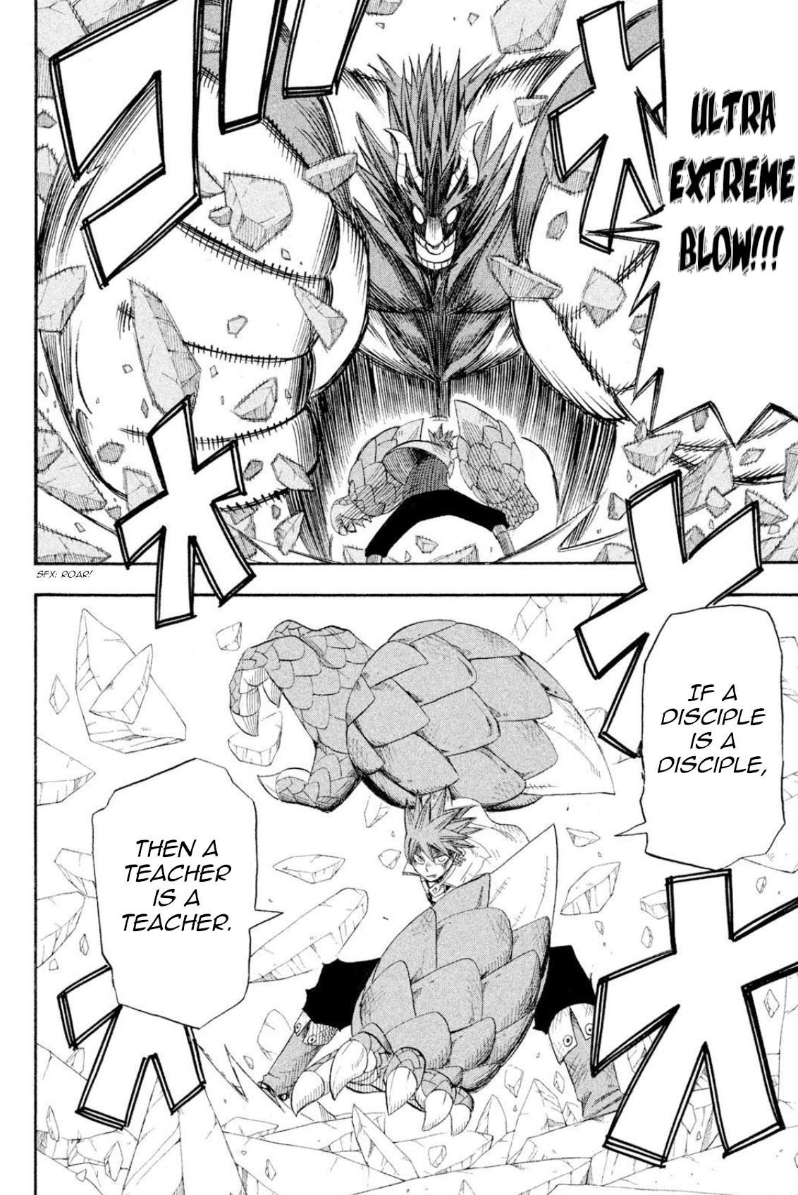 Buster Keel! Chapter 38: Feast Of God (Part 3) page 41 - Mangakakalots.com