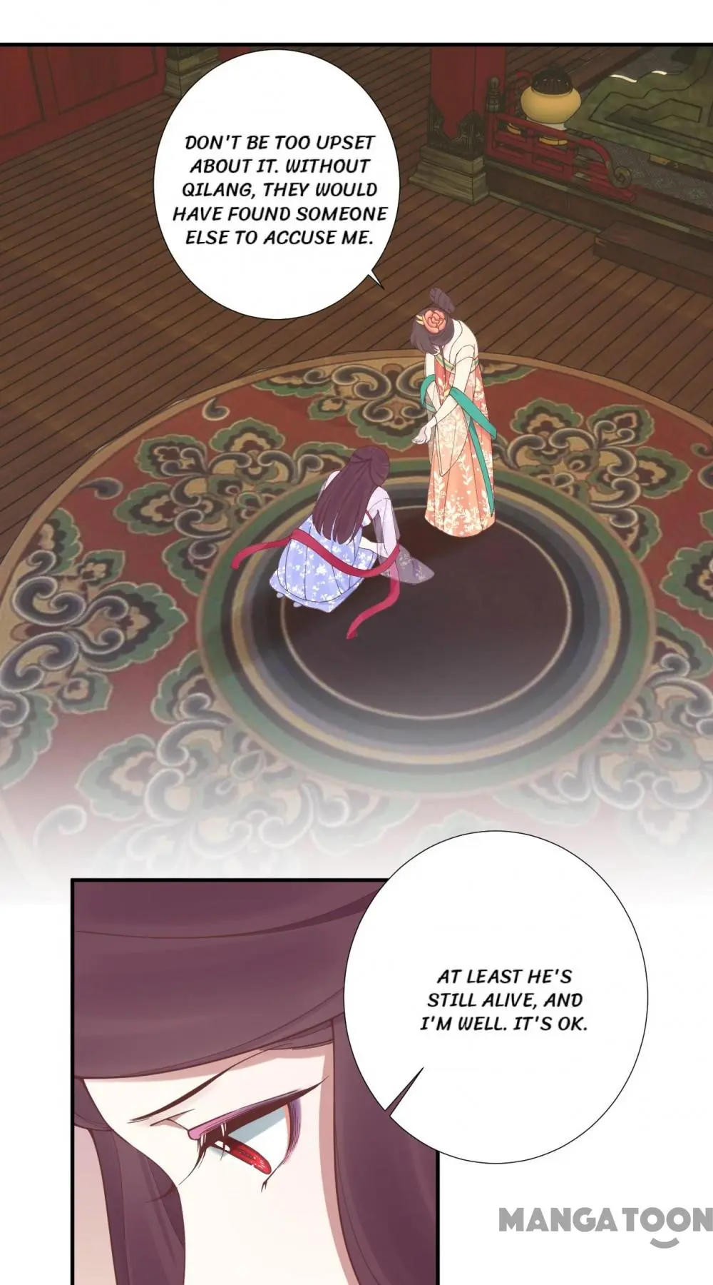 The Queen Is Busy Chapter 167 page 50 - Mangakakalots.com