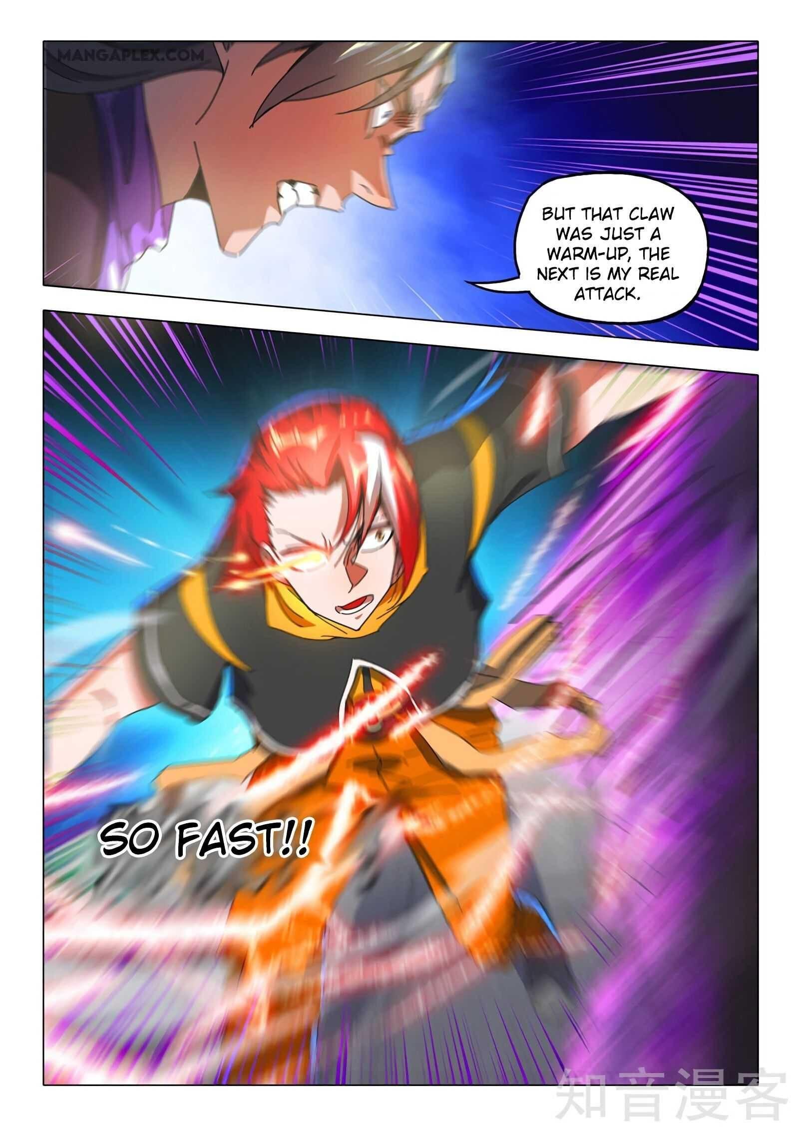 Martial Master Chapter 509 page 10 - Mangakakalots.com