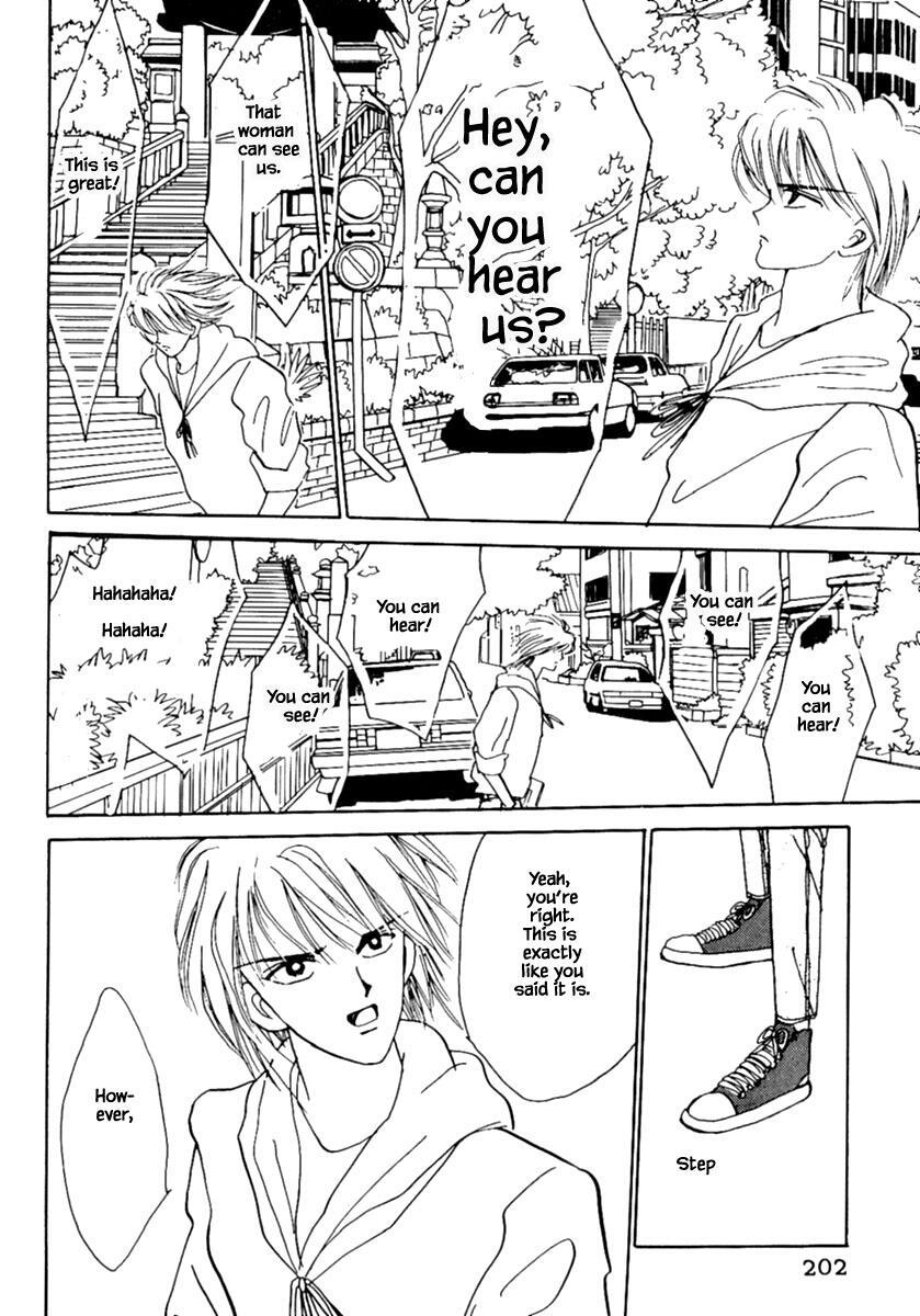Shi To Kanojo To Boku Chapter 6.2 page 15 - Mangakakalots.com