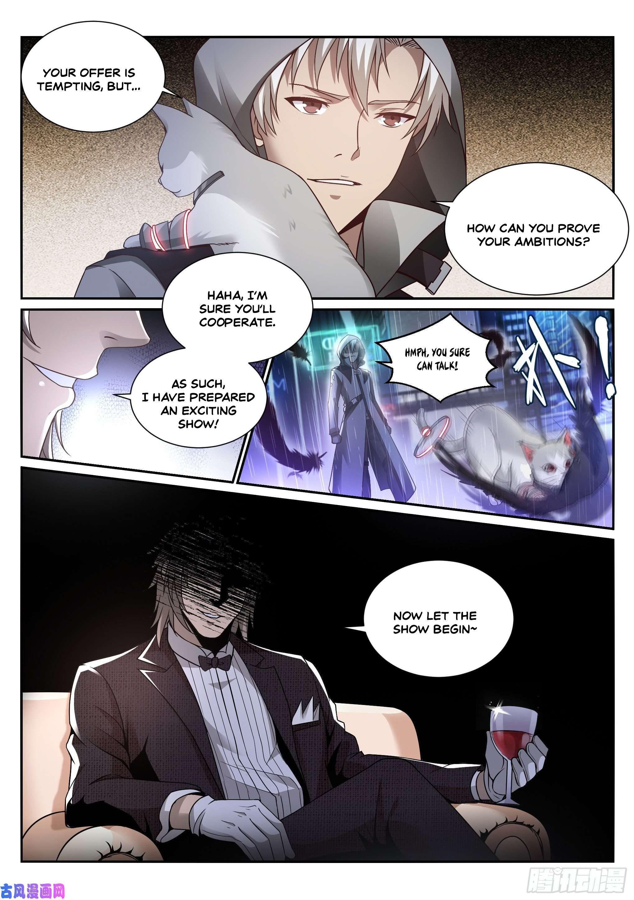 Eclipse Walker Chapter 12 page 9 - Mangakakalots.com