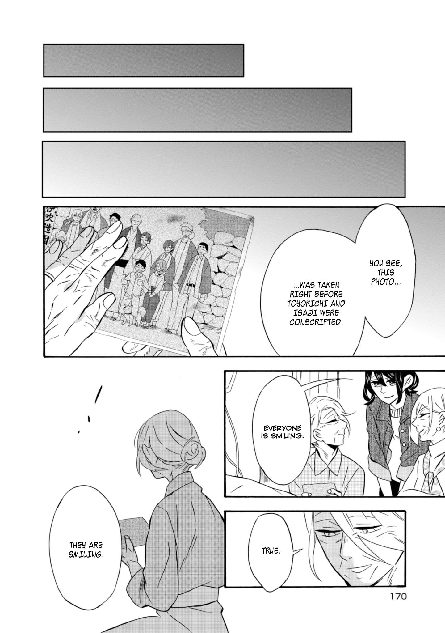 Will You Marry Me Again If You Are Reborn? Vol.3 Chapter 17: The Meaning Of Purple Anemone page 27 - Mangakakalots.com