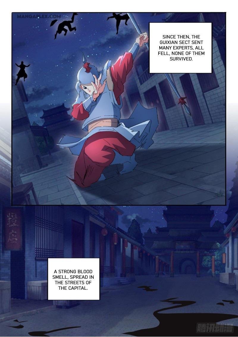 Martial Master Chapter 459 page 6 - Mangakakalots.com