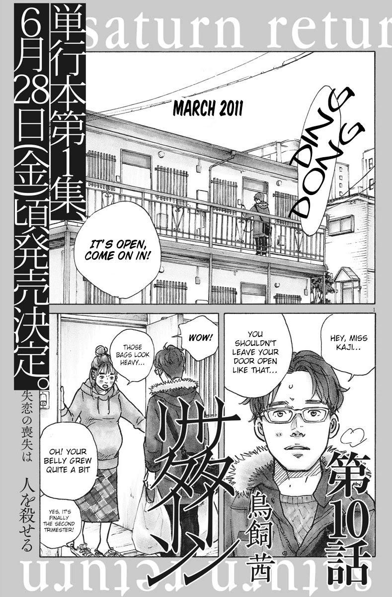 Saturn Return Chapter 10 page 2 - Mangakakalot