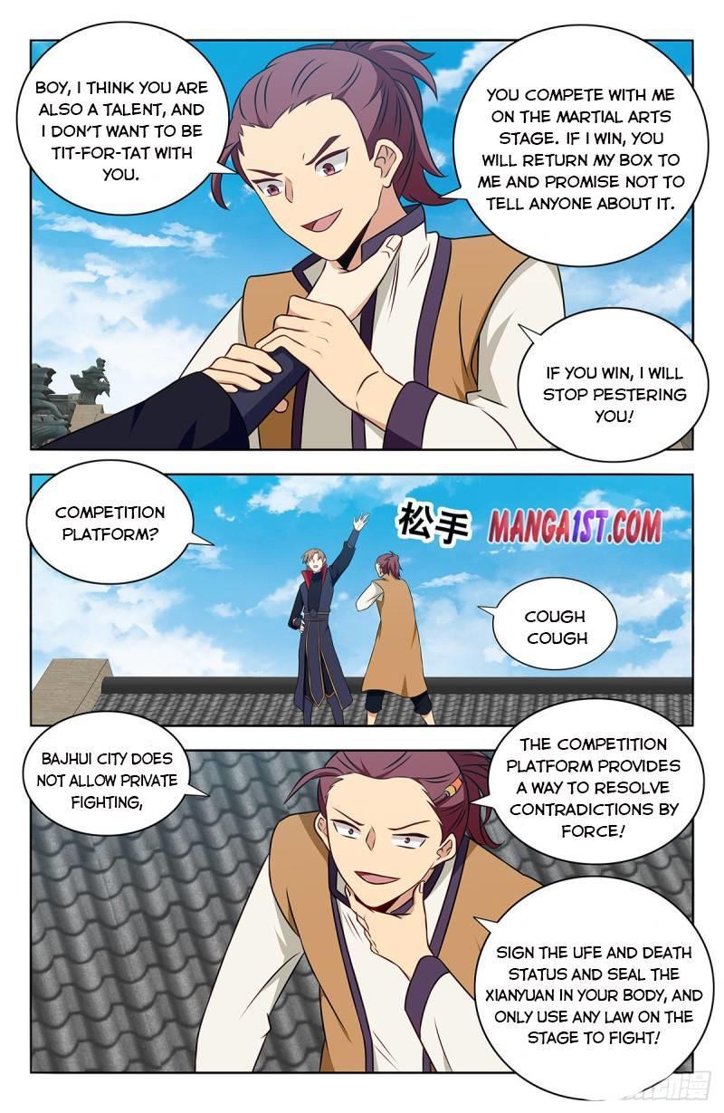 Strongest Anti M.e.t.a Chapter 388 page 3 - Mangakakalots.com