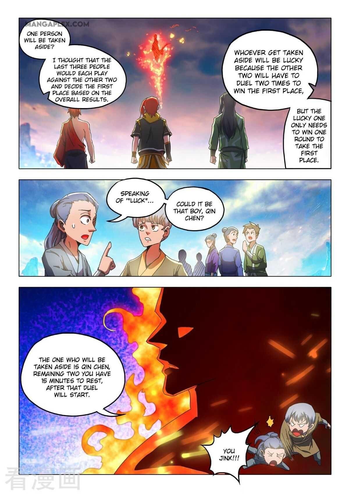 Martial Master Chapter 516 page 5 - Mangakakalots.com