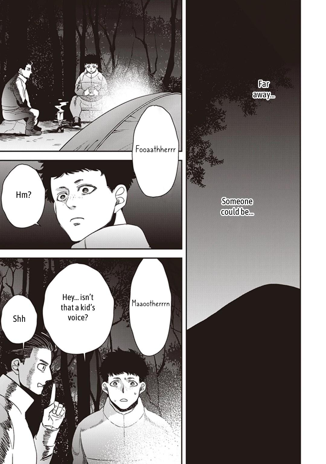 Midnight Occult Civil Servants Chapter 41: Becoming A Demon (Part 7) page 41 - Mangakakalots.com