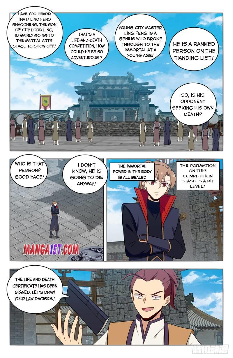 Strongest Anti M.e.t.a Chapter 388 page 5 - Mangakakalots.com