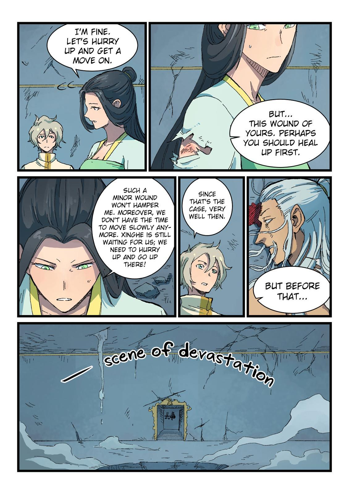 Star Martial God Technique Chapter 407 page 6 - Mangakakalots.com