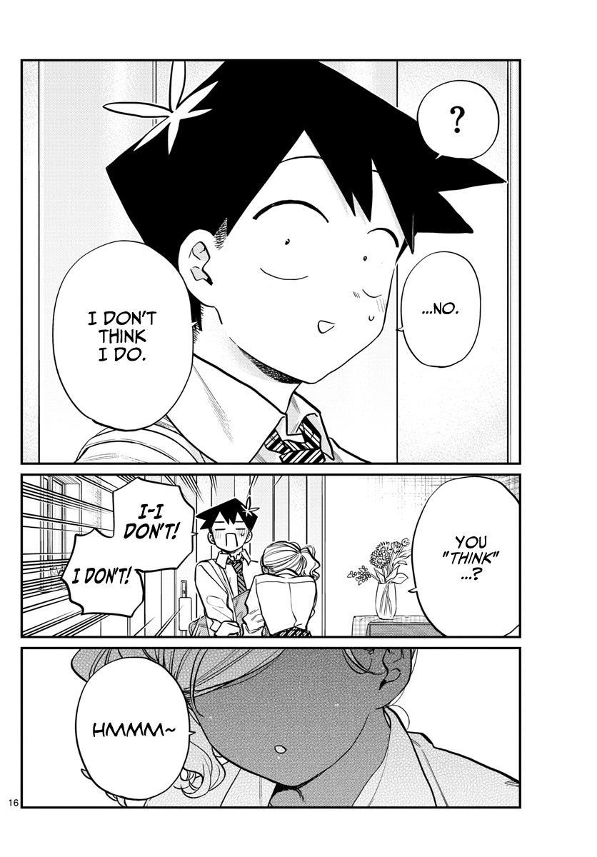 Komi-San Wa Komyushou Desu Chapter 217: Goldfish page 16 - Mangakakalot