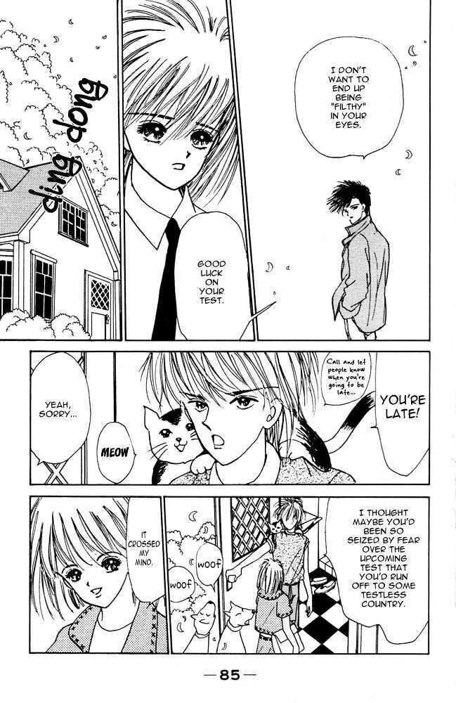 Shi To Kanojo To Boku Vol.1 Chapter 3 : I Can See...death page 31 - Mangakakalots.com