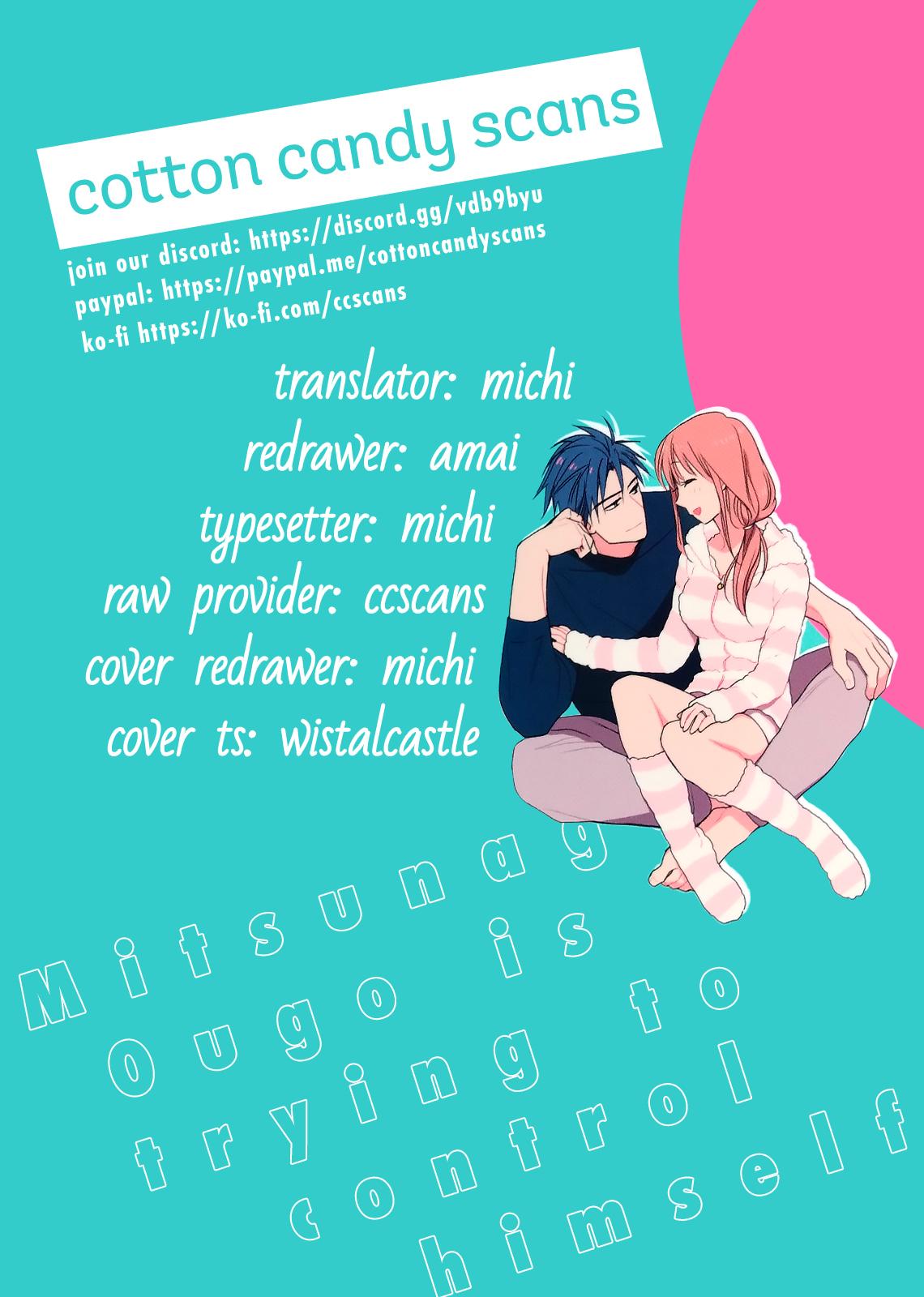Mitsunaga Ougo Is Trying To Control Himself Vol.1 Chapter 1: Chapter 1 page 1 - Mangakakalots.com