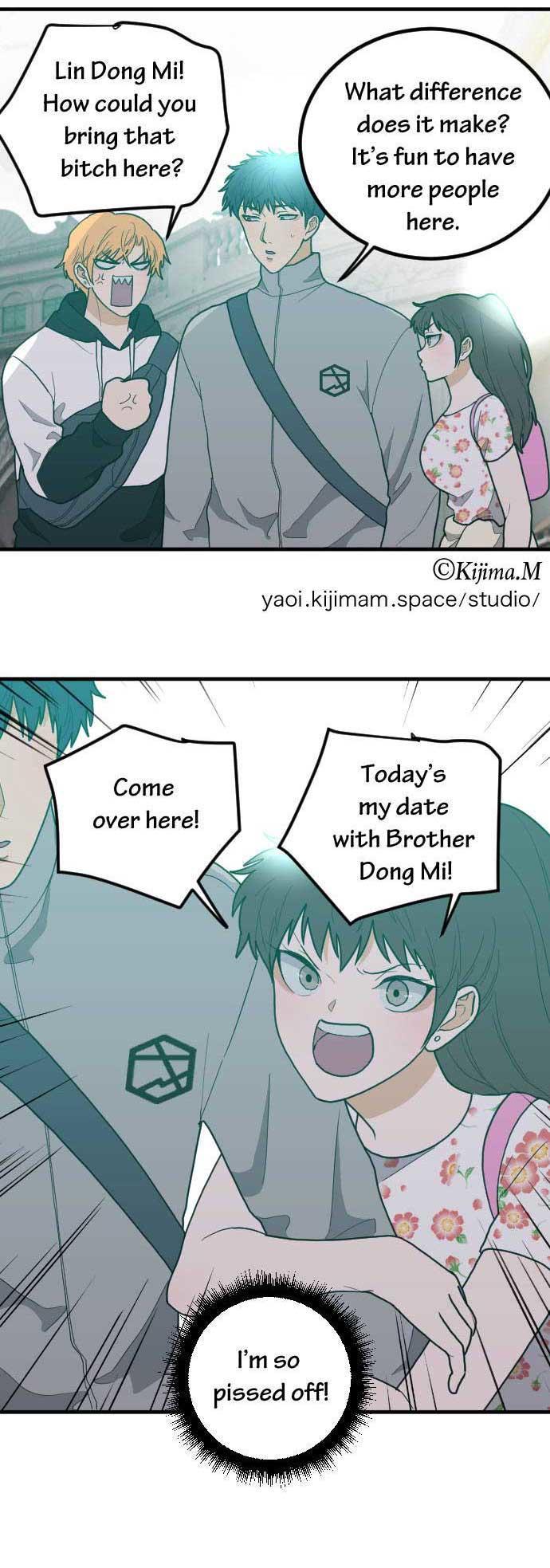 Roomxmate Chapter 50 page 6 - Mangakakalots.com