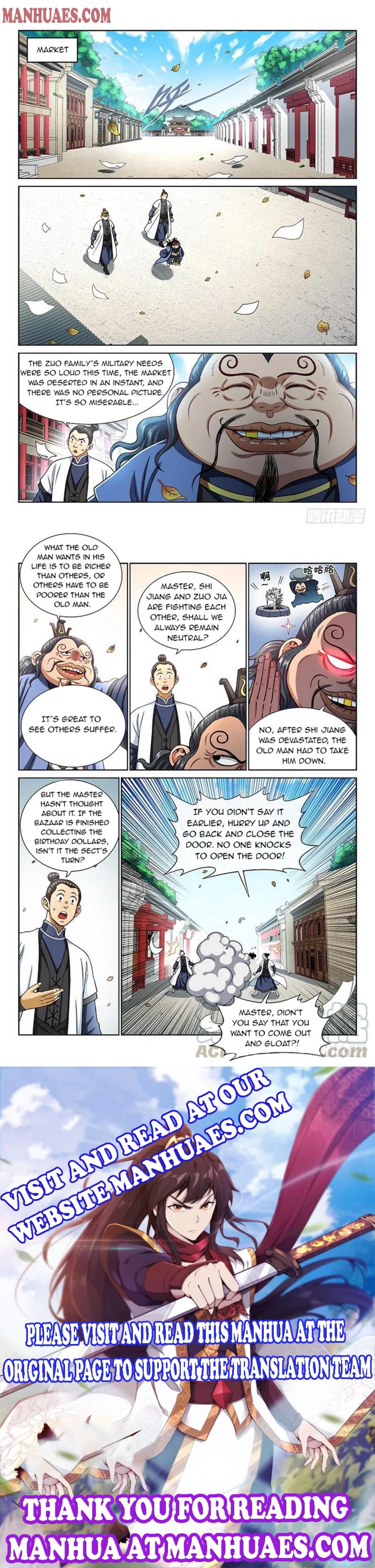 I Am A Great God Chapter 196 page 4 - Mangakakalots.com