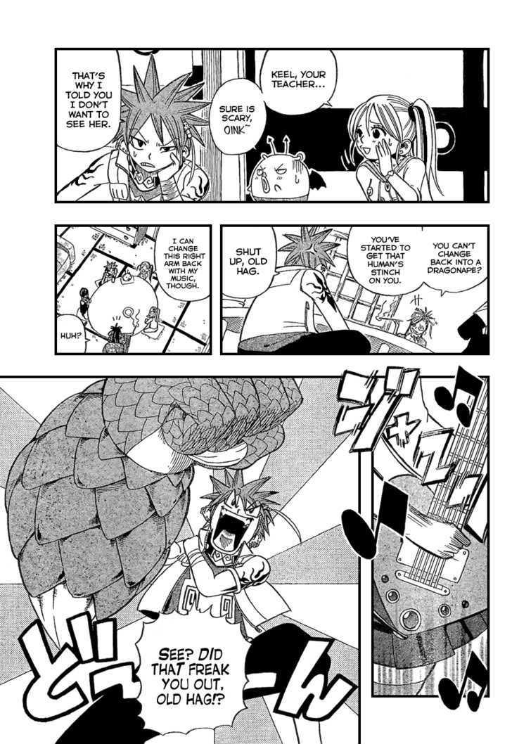Buster Keel! Vol.2 Chapter 12 : Do It Yourself page 7 - Mangakakalots.com