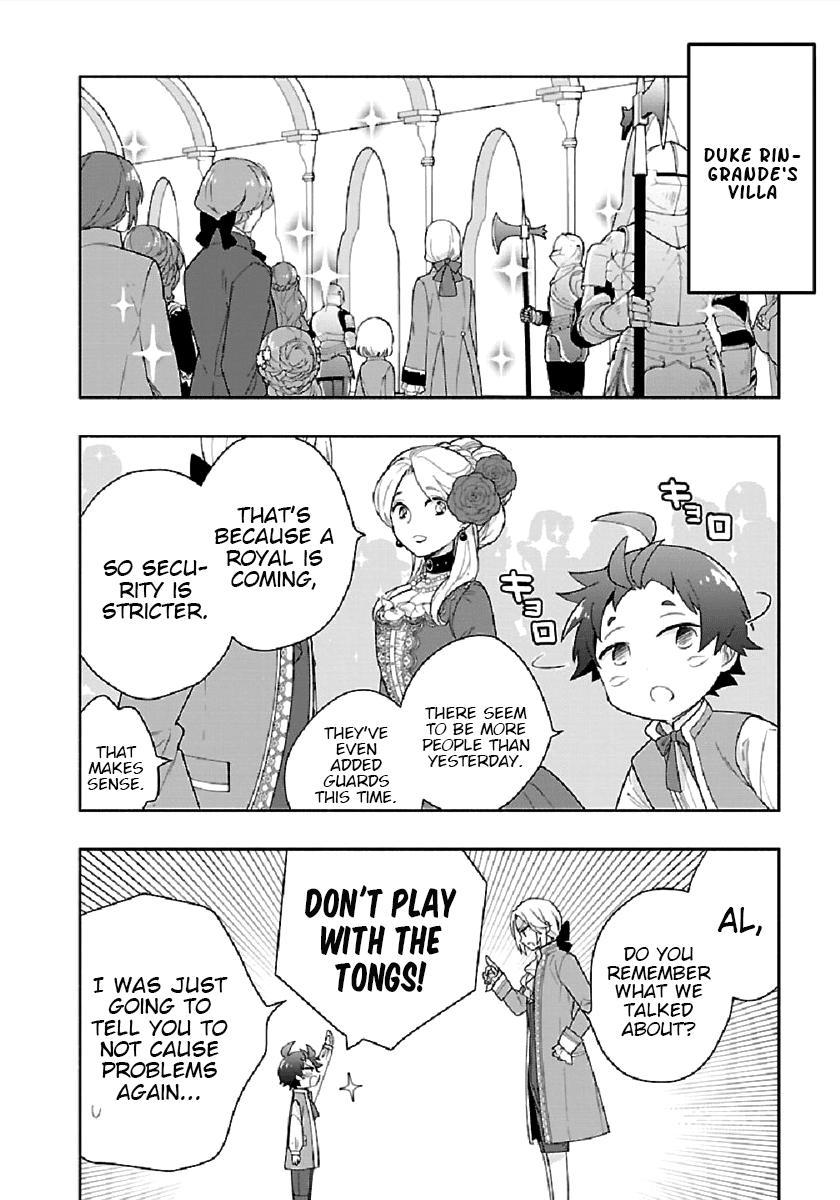 Tensei Shite Inaka De Slowlife Wo Okuritai Chapter 44: The Royal Party Day 2 page 10 - Mangakakalots.com
