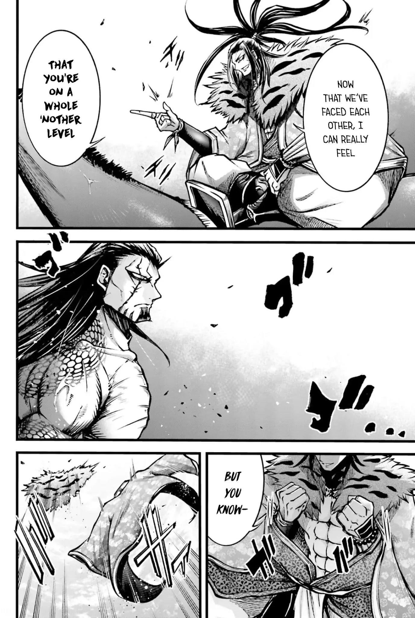 Shuumatsu No Valkyrie: The Legend Of Lu Bu Fengxian Chapter 8 page 5 - Mangakakalots.com