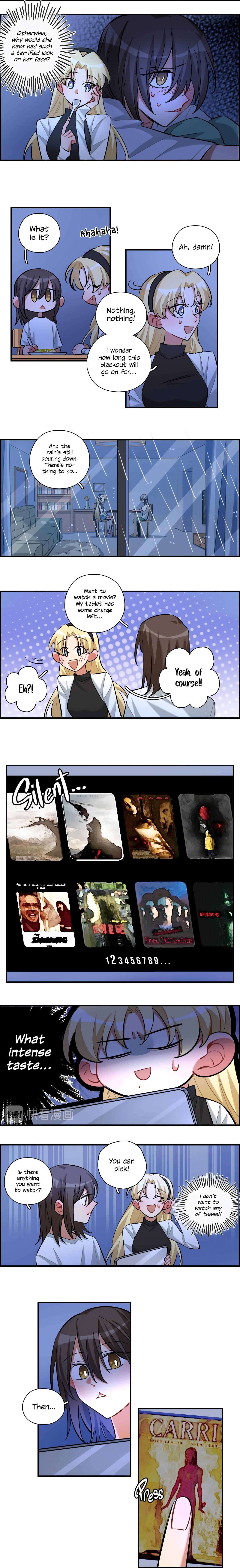 Almost Friends Chapter 21 page 4 - Mangakakalots.com
