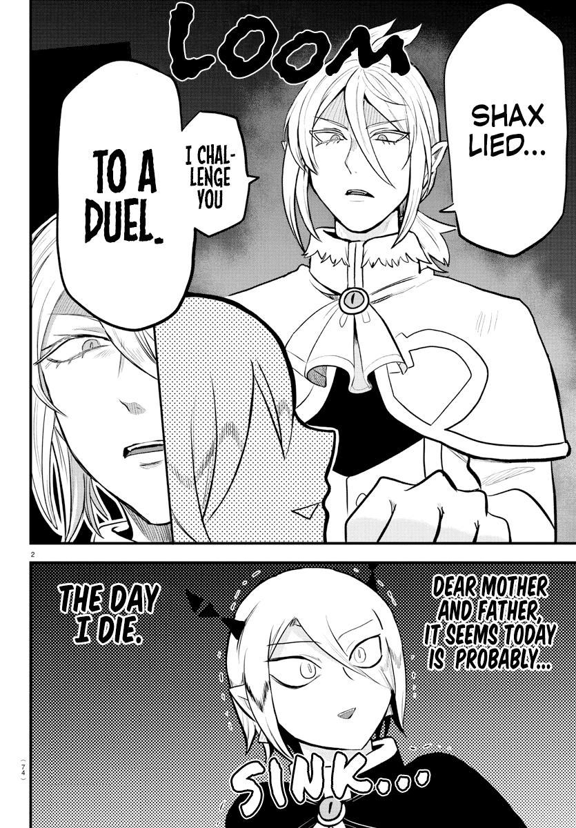 Mairimashita! Iruma-Kun Chapter 211: Between Friends page 2 - Mangakakalots.com