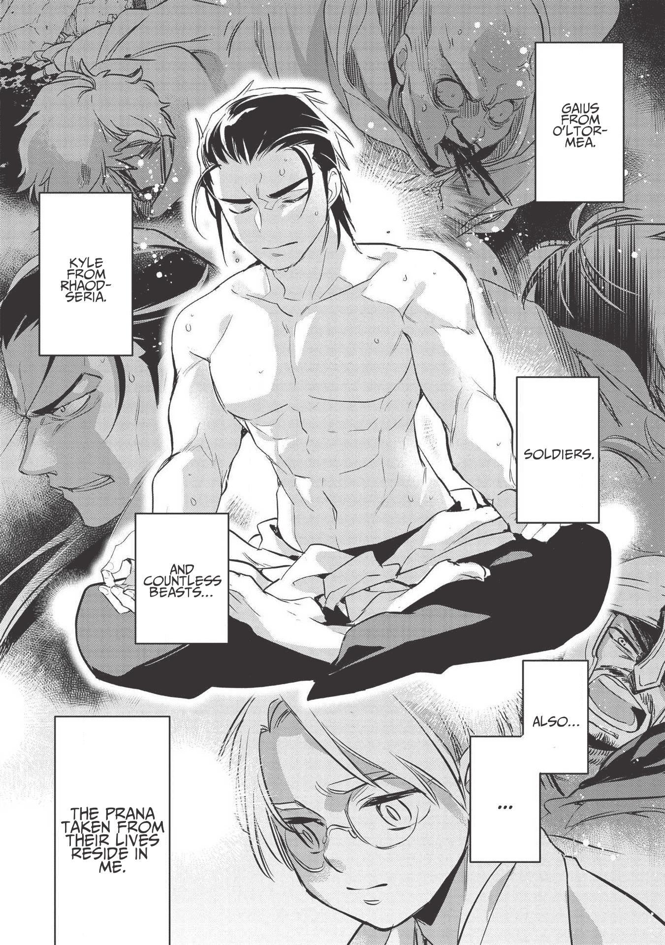 Wortenia Senki Vol.7 Chapter 32 page 23 - Mangakakalots.com
