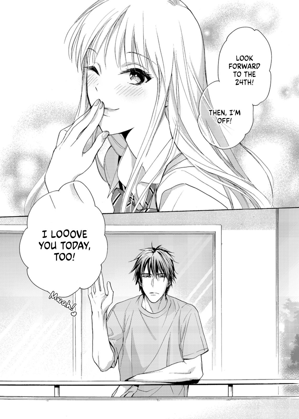 Mitsunaga Ougo Is Trying To Control Himself Vol.1 Chapter 1: Chapter 1 page 13 - Mangakakalots.com