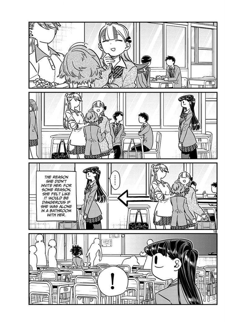Komi-San Wa Komyushou Desu Vol.5 Chapter 63: Coupling page 4 - Mangakakalot