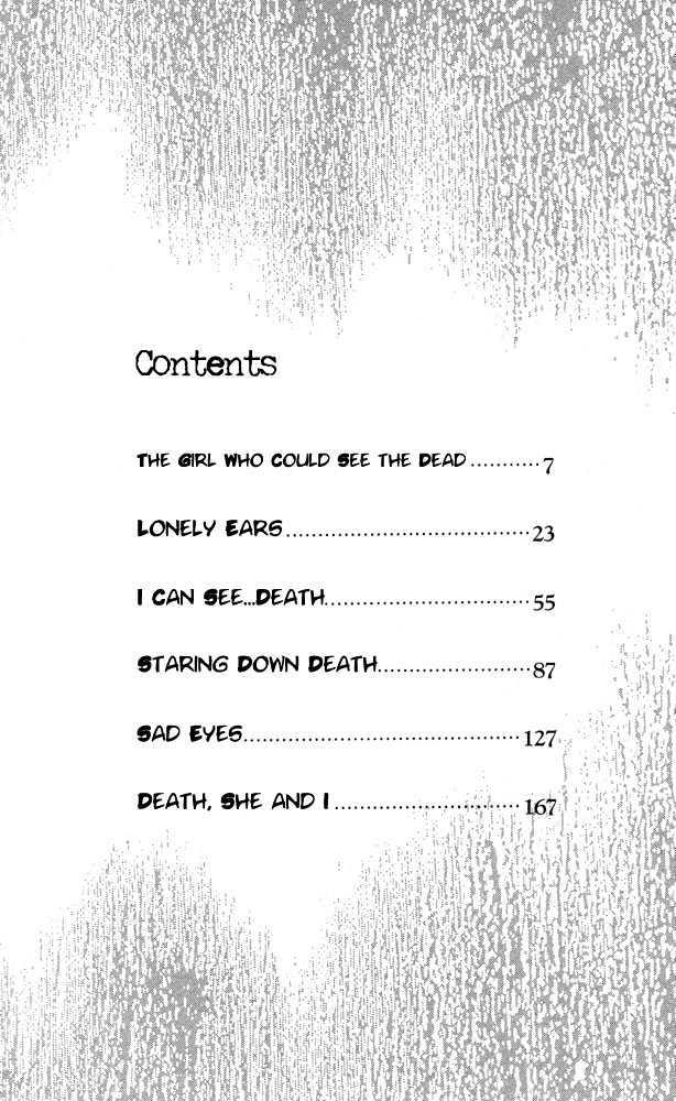 Shi To Kanojo To Boku Vol.1 Chapter 1 : The Girl Who Could See The Dead page 3 - Mangakakalots.com
