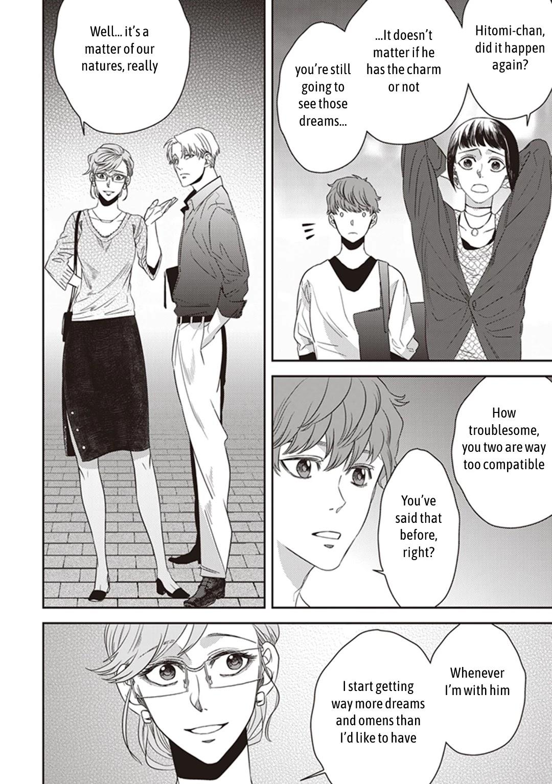 Midnight Occult Civil Servants Chapter 43: The Water God's Son-In-Law (Part 2) page 30 - Mangakakalots.com