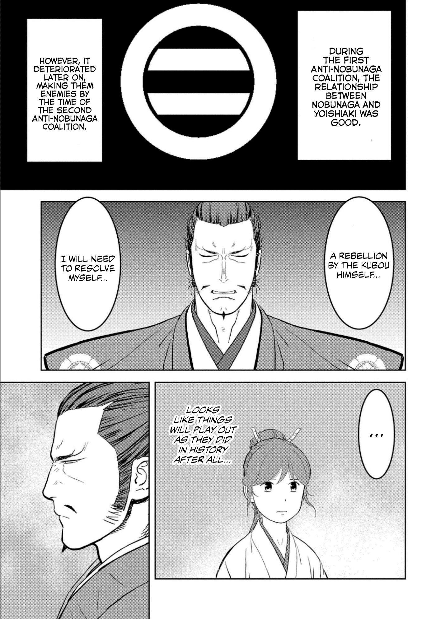 Sengoku Komachi Kurou Tan! Chapter 41 page 6 - Mangakakalots.com