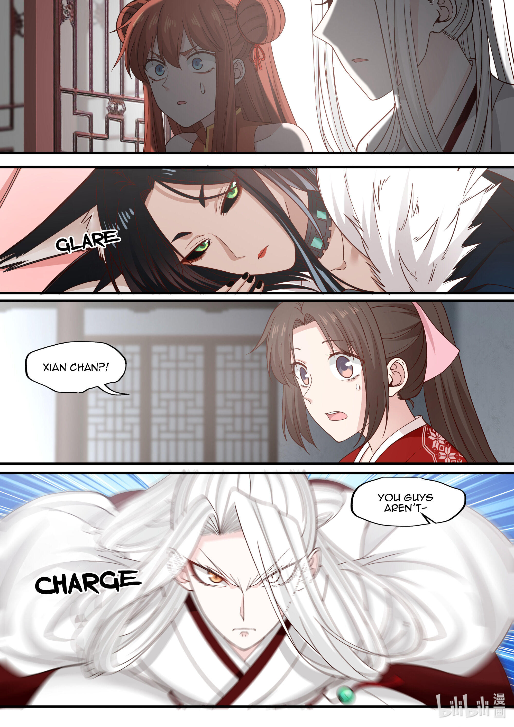 Xian Chan Nu Chapter 73 page 15 - Mangakakalots.com