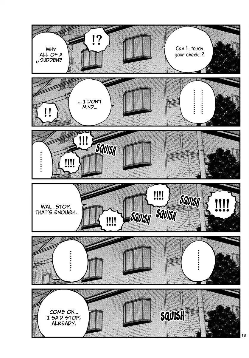 Komi-San Wa Komyushou Desu Vol.13 Chapter 176: A Bath With Rei-Chan page 18 - Mangakakalot