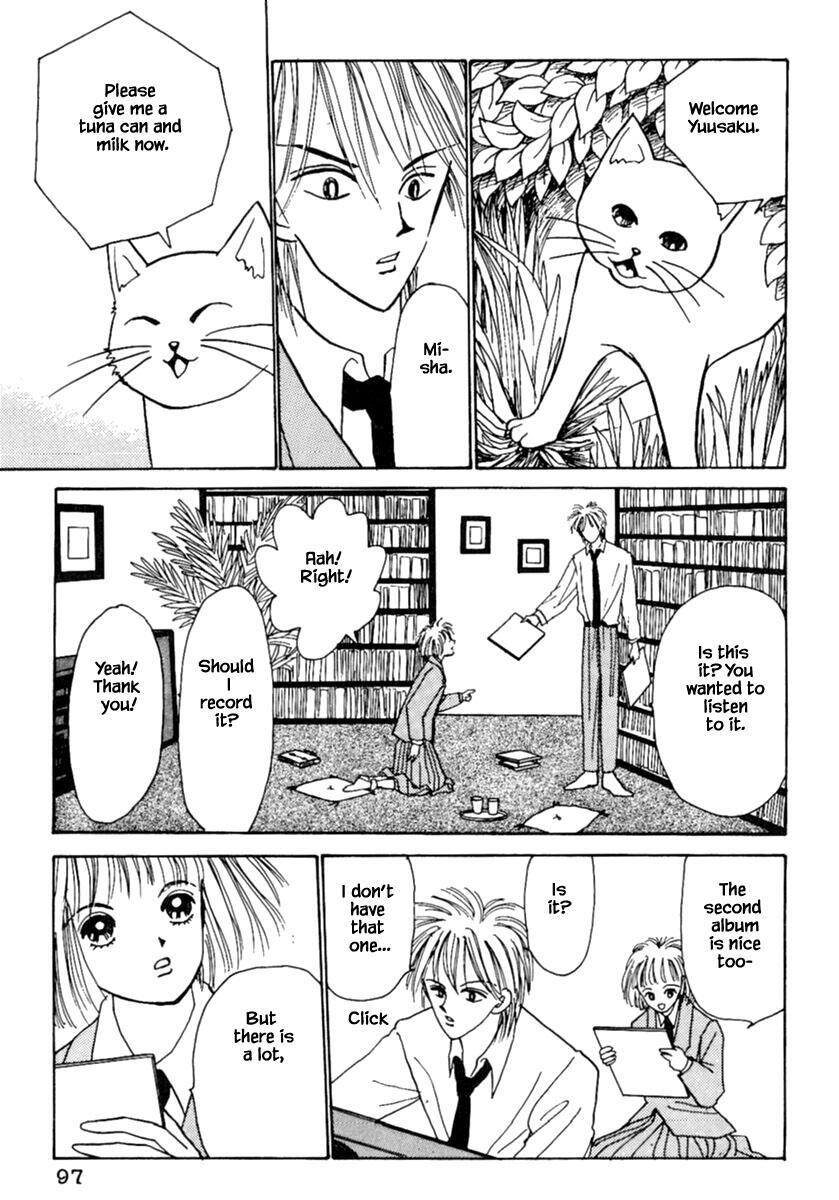 Shi To Kanojo To Boku Chapter 4 page 12 - Mangakakalots.com
