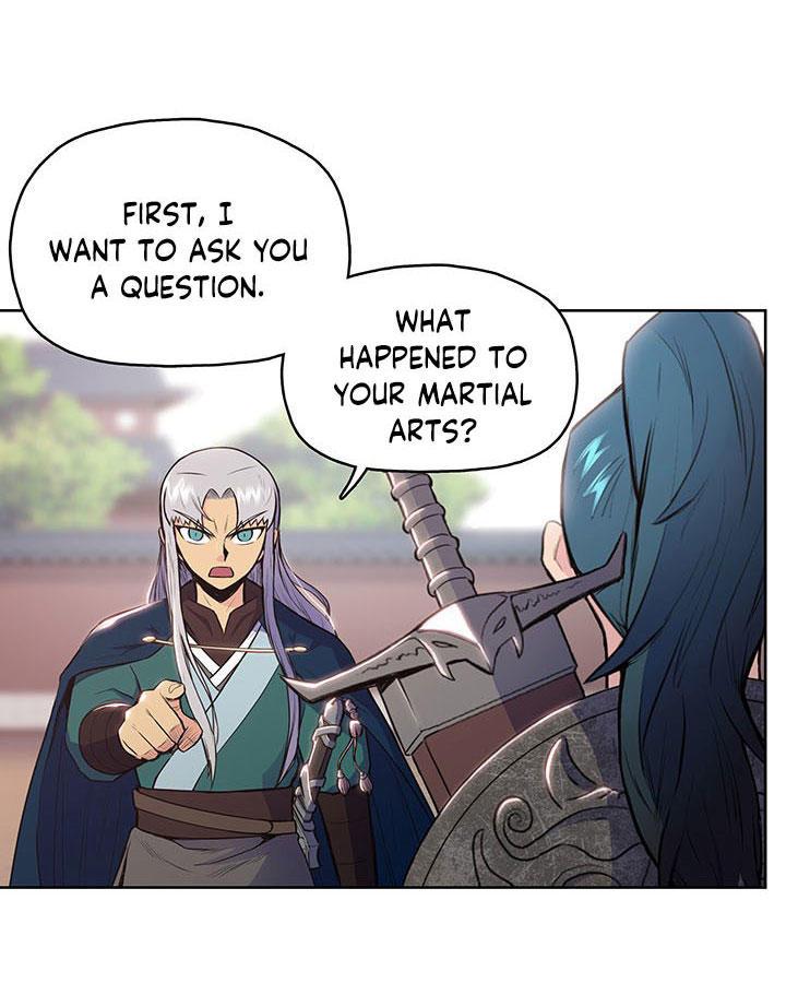 The God Of War Chapter 9 page 8 - Mangakakalots.com