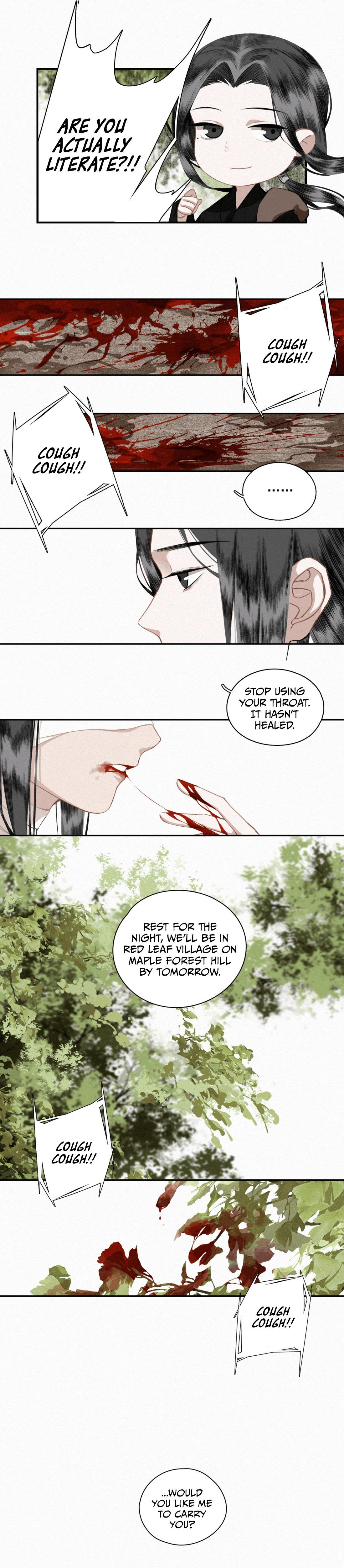 I Accidentally Saved The Jianghu'S Enemy Chapter 11: Rumours page 6 - Mangakakalots.com