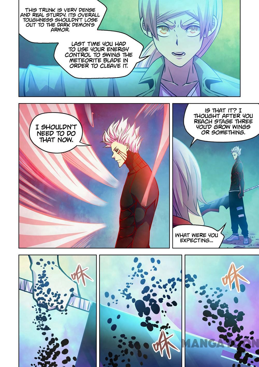 Moshi Fanren Chapter 246 page 11 - Mangakakalots.com