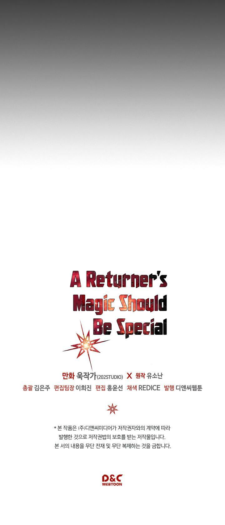 A Returner's Magic Should Be Special Chapter 92 page 30 - Mangakakalots.com
