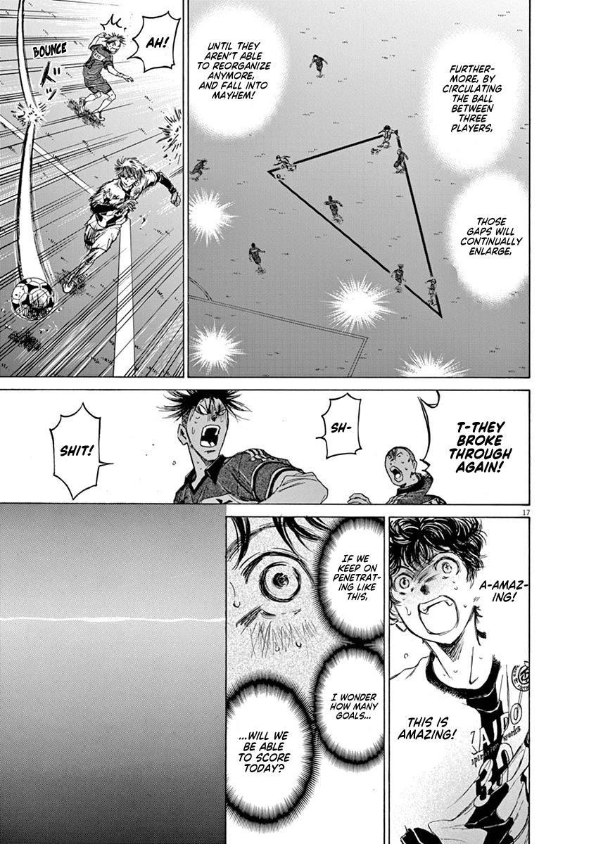 Ao Ashi Chapter 52: Checking Answers page 18 - Mangakakalots.com