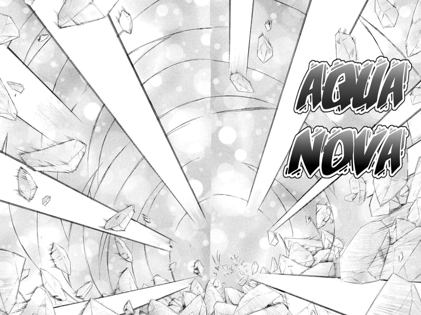 Buster Keel! Chapter 39: Feast Of God (Part 4) page 39 - Mangakakalots.com