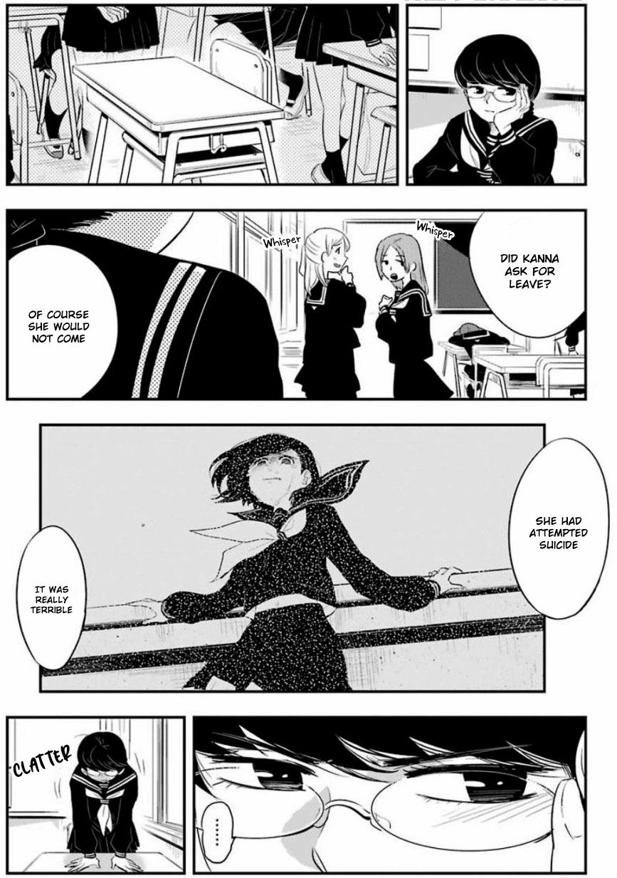 Monstaboo Chapter 10: The Girl And The Start Of Her After School Secret page 13 - Mangakakalots.com