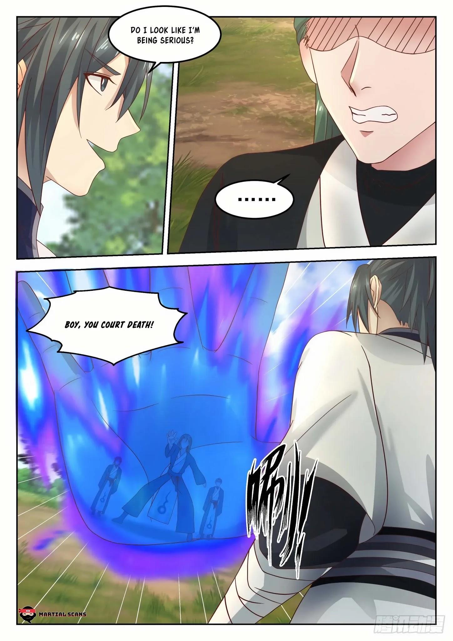 Martial Peak Chapter 1263: Had Eyes But Failed To See page 4 - Mangakakalots.com
